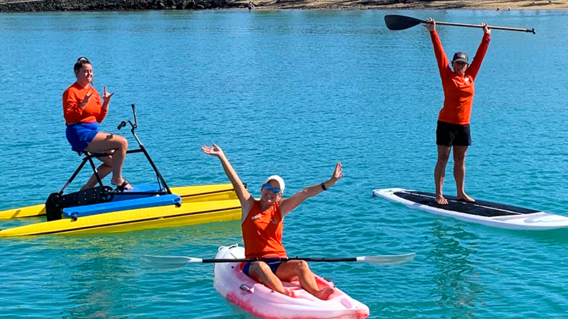 things to do in waikoloa village aloha days on the beach-waikoloa-beach water sports package tourism ideas hawaii