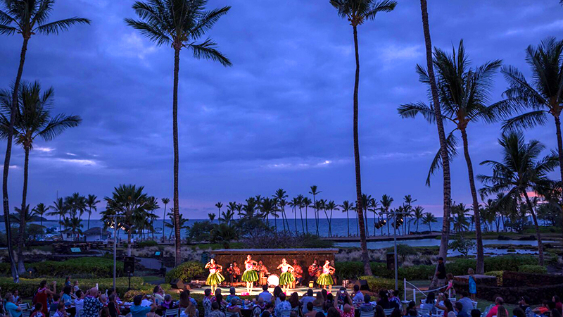 fun things to do in waikoloa village waikoloa beach marriott sunset luau hawaii