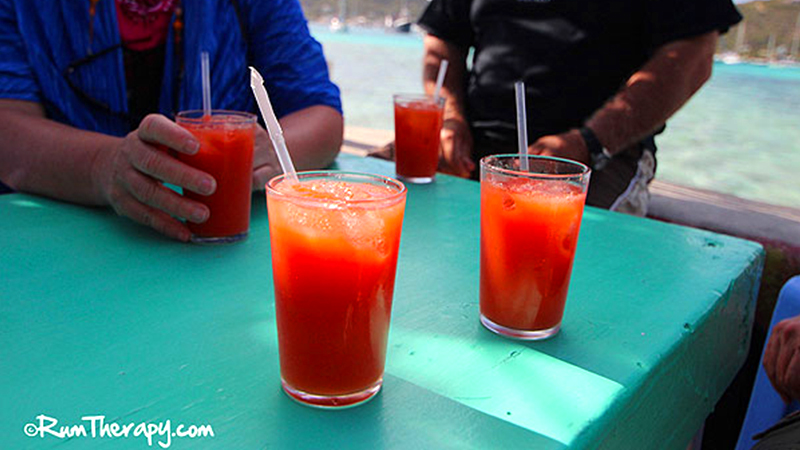 happy island drink