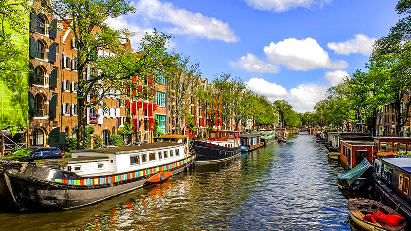 best weed-friendly travel destinations amsterdam netherlands cannabis tours