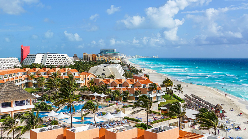 weed-friendly travel destinations cancún mexico cannabis vacation ideas