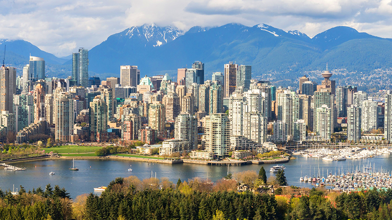 top weed-friendly travel destinations vancouver canada cannabis vacation