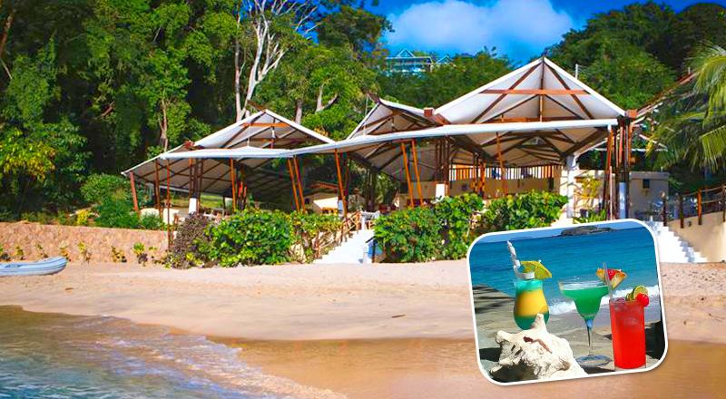 top beach bars at caribbean resorts bequia beach hotel st vincent grenadines