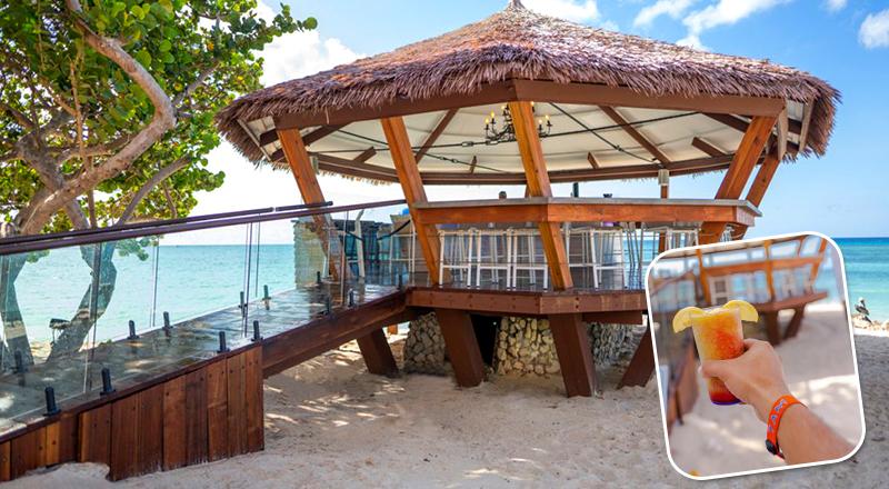 caribbean resorts divi aruba beachfront vacation drinks