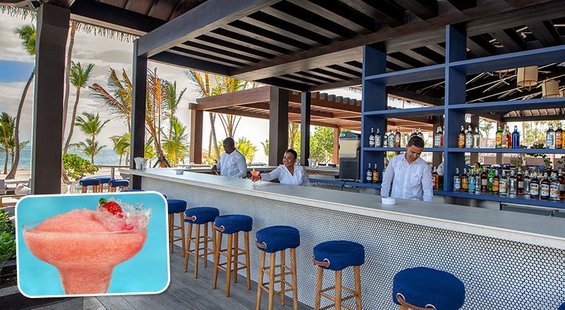 best beach bars at caribbean resorts lopesan costa bávaro resort spa & casino dominican republic all inclusive vacation