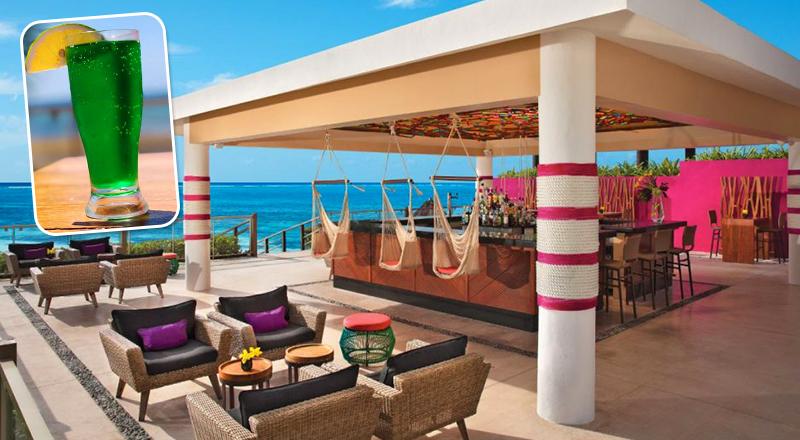beach bars at caribbean resorts now jade riviera cancun mexico