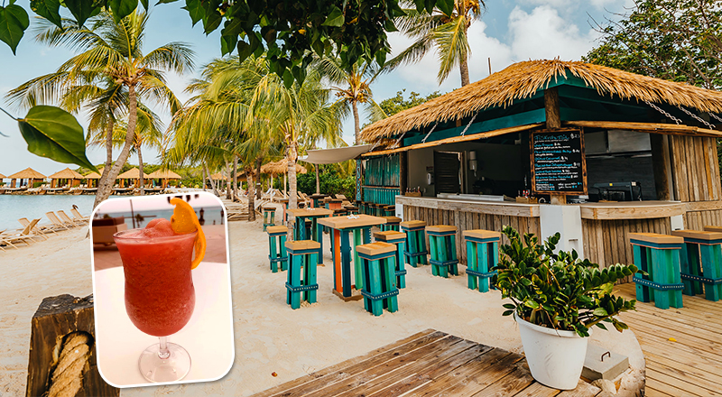 best beach bars at caribbean resorts renaissance aruba resort lgbt family vacation
