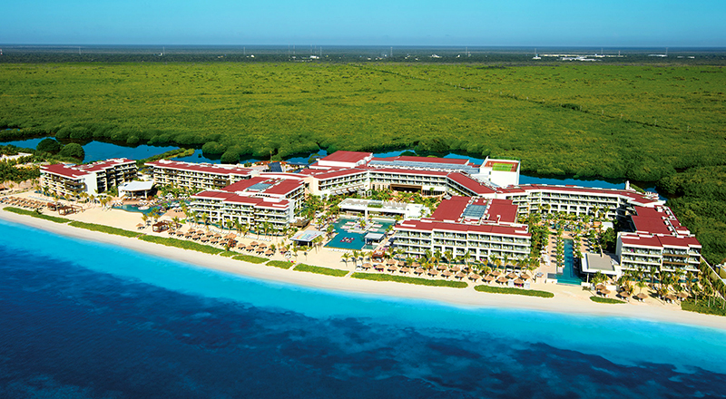 best caribbean party hotels breathless riviera cancun all inclusive travel