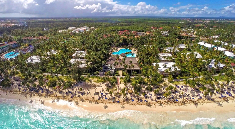 caribbean resorts for november grand palladium palace resort spa and casino dominican republic all inclusive vacation