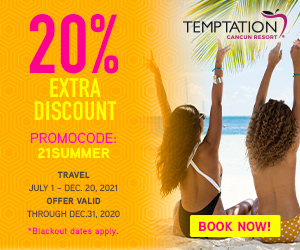 temptation topless optional vacation deals