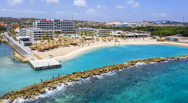 top hotels in willemstad curaçao mangrove beach resort beachfront vacation