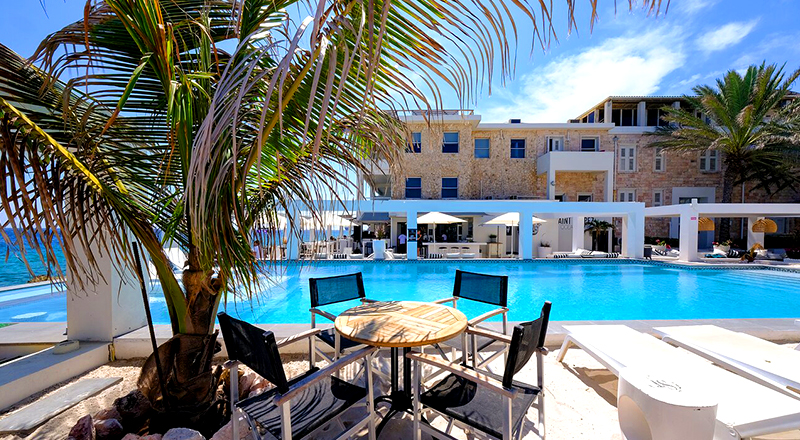 best hotels in willemstad curaçao saint tropez boutique hotel and ocean club luxury travel