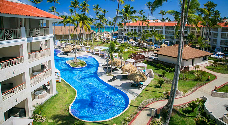 best caribbean party hotels punta cana dominican republic majestic mirage punta canal