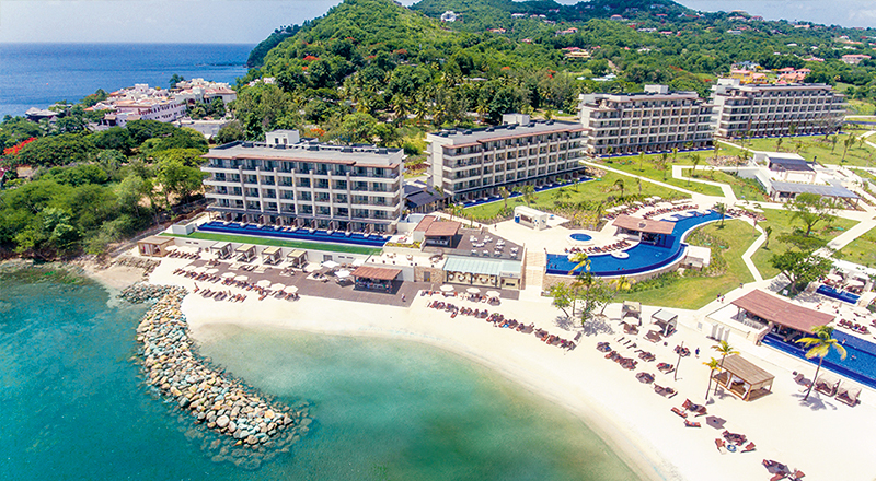caribbean resorts for december hideaway at royalton st lucia adult all inclusive vacation