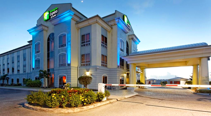 best caribbean resorts for december holiday inn expres suites trincity trinidad airport family travel cheap