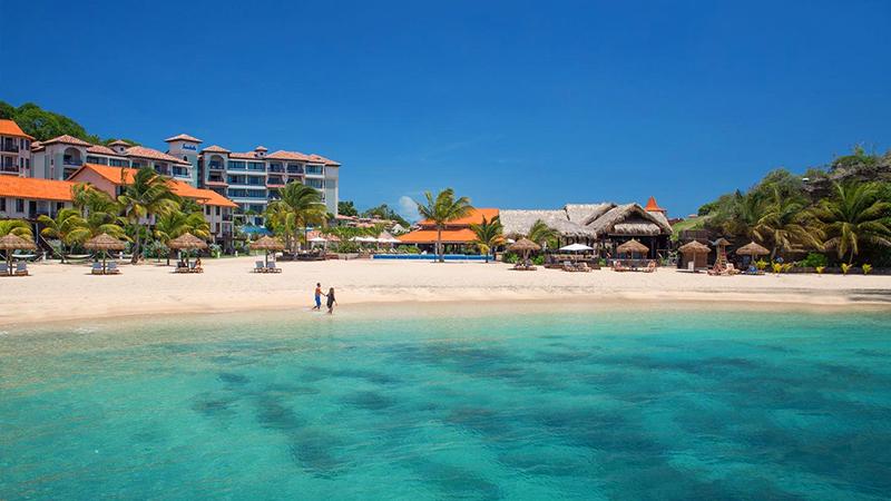 best caribbean hurricane-free resorts sandals grenada all inclusive travel