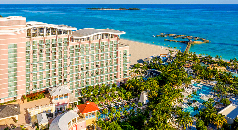 top hotels in nassau bahamas sls baha mar luxury travel destination