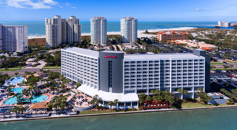 clearwater beach marriott suites on sand key hotel