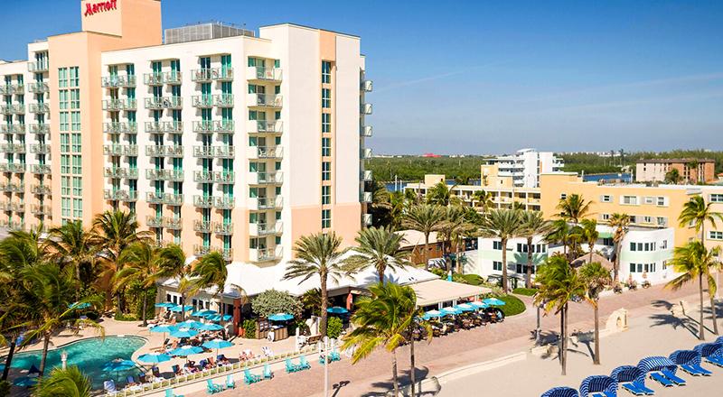marriott hotels in florida hollywood beach marriott beachfront vacation