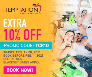 temptation cancun resort mexico adult only vacation deals