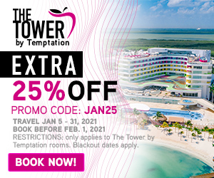 temptation cancun resort mexico adult only travel deals