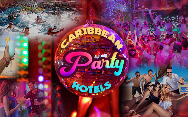 best caribbean party hotels travel tourism tips