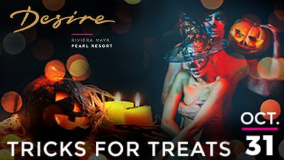 desire pearl tricks for treats halloween celebration