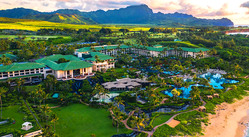 top hotels in koloa grand hyatt kauai resort & spa koloa hawaii luxury hotel