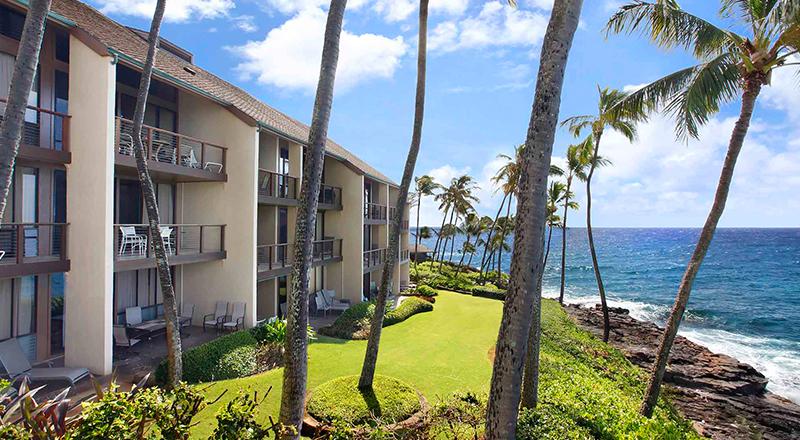 poipu makai kauai hawaii beach condos
