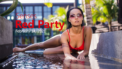 swingers parties senses red party vaentine's day adult vacation