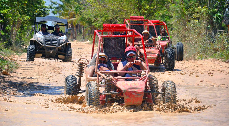 best things to do in punta cana 5 in 1 dune buggy horseback riding zipline safari city tours