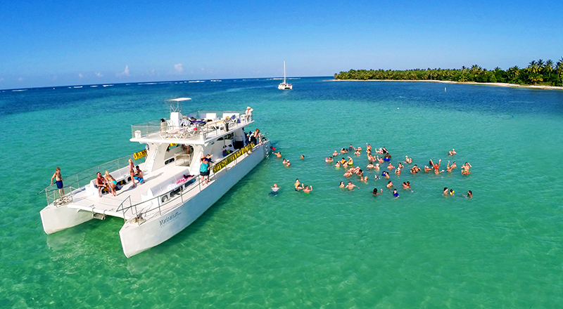 top things to do in punta cana dominican republic marinarium snorkeling cruise boating activities