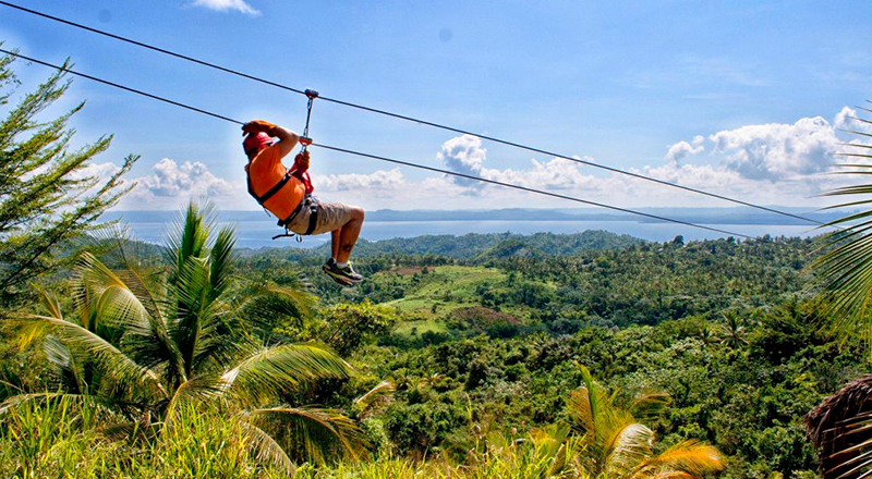 dominican republic zipline adventure tourism activities
