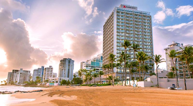 best marriott caribbean resorts san juan marriott resort puerto rico beach vacation