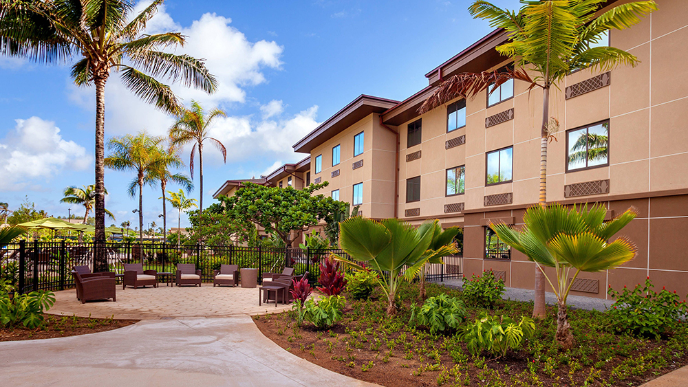 courtyard by marriott oahu north shore hawaii family travel