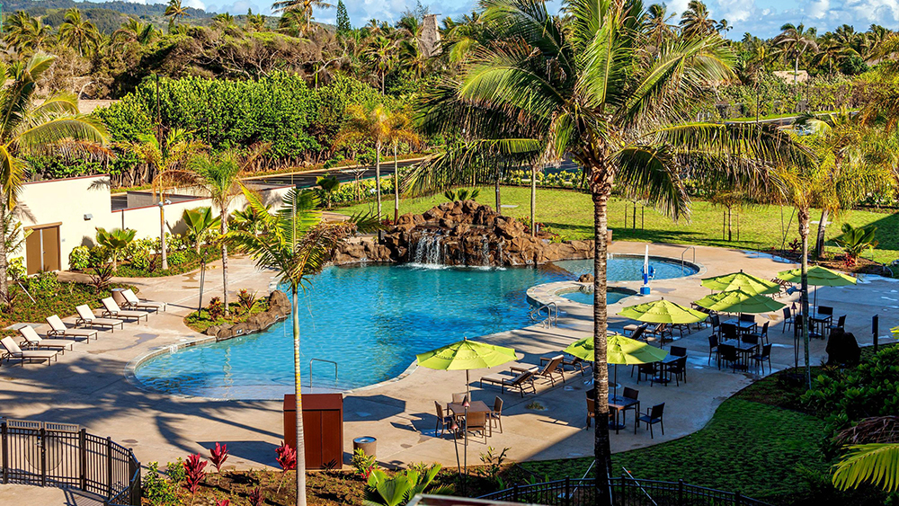 courtyard by marriott oahu north shore hawaii tropical travel