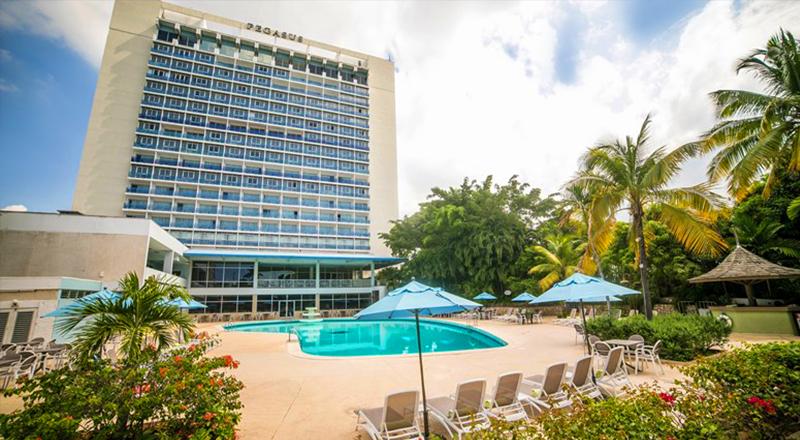 pegasus hotel upscale resort