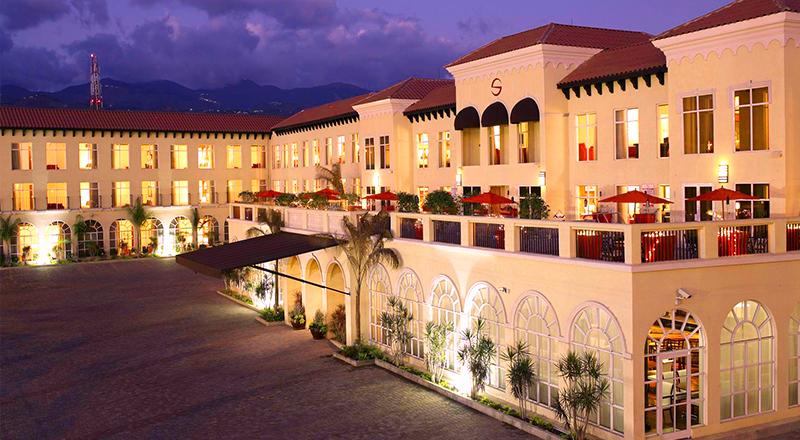 spanish court hotel luxury travel