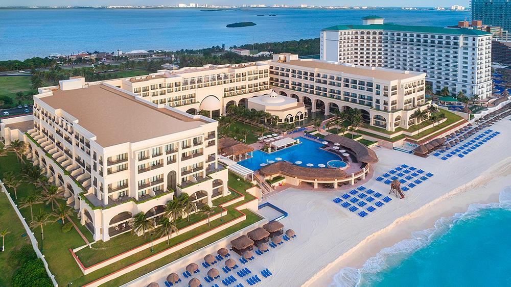 marriott cancun resort mexico luxury hotel caribbean