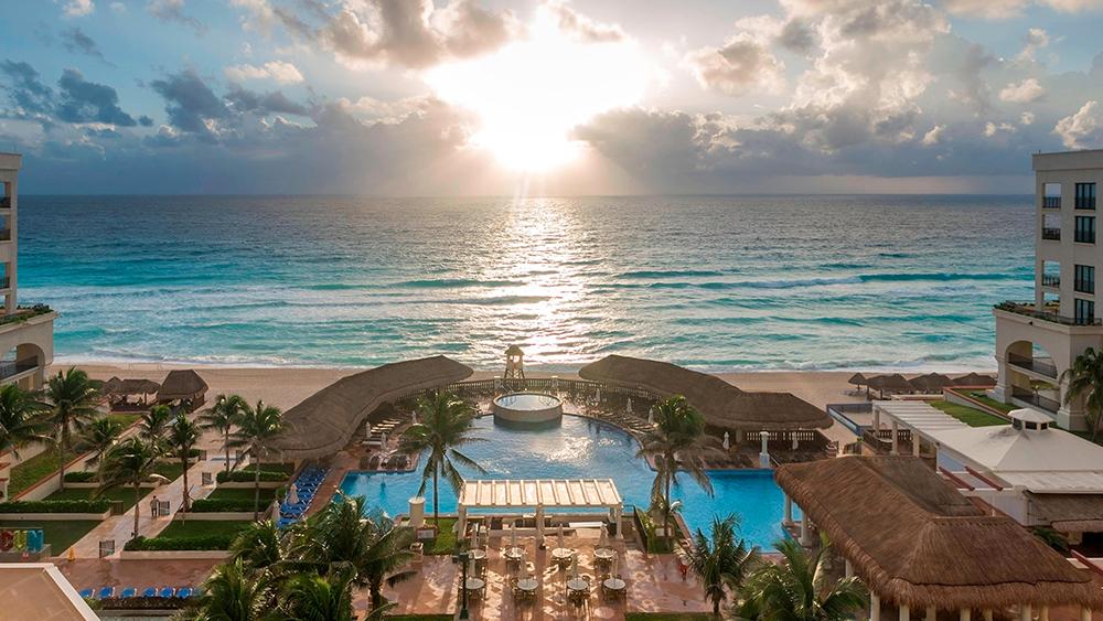 marriott cancun resort mexico caribbean travel destination