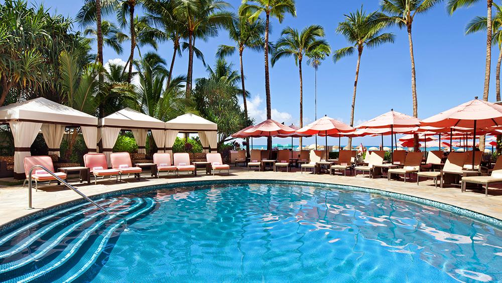 royal hawaiian hawaii tropical travel