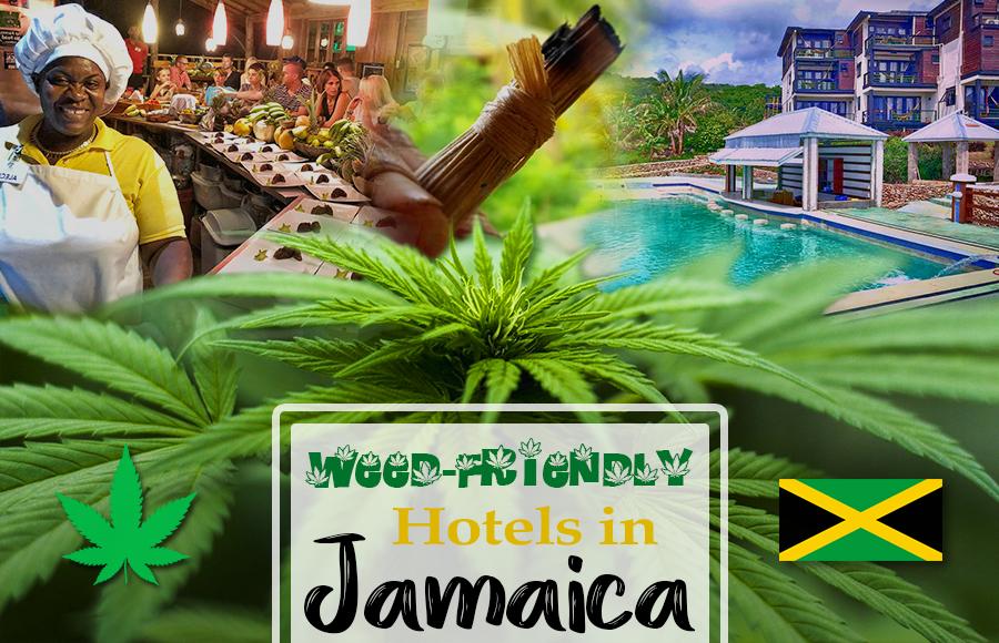 best weed-friendly hotels in jamaica marijuana travel tips