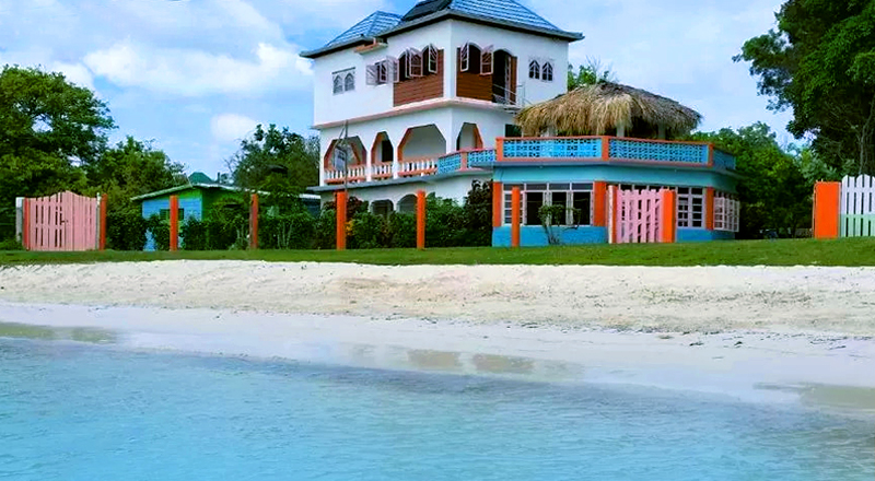 best weed-friendly hotels in jamaica richies on the beach little bay beachfront inn