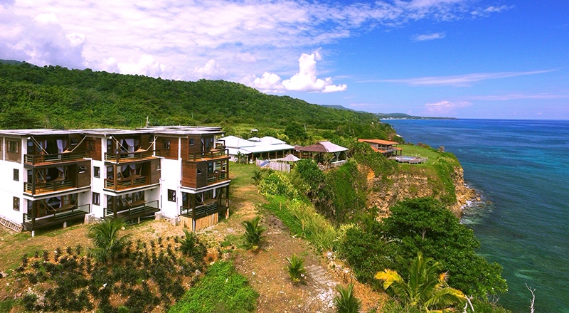 weed-friendly hotels in jamaica sea cliff boutique hotel