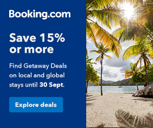 booking save 15% or more best vacation deals