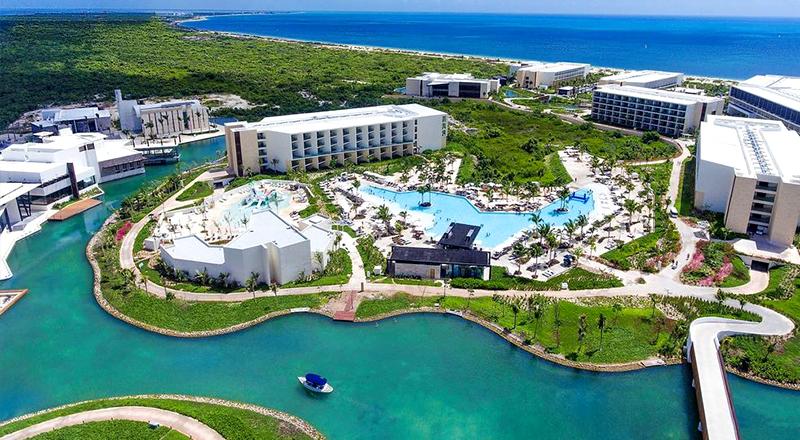 top caribbean resorts for spring grand palladium costa mujeres-resort-spa-playa-mujeres mexico family travel