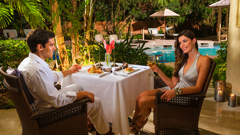 best couples-only hotels in the caribbean sandals grande antigua all inclusive adult luxury vacation