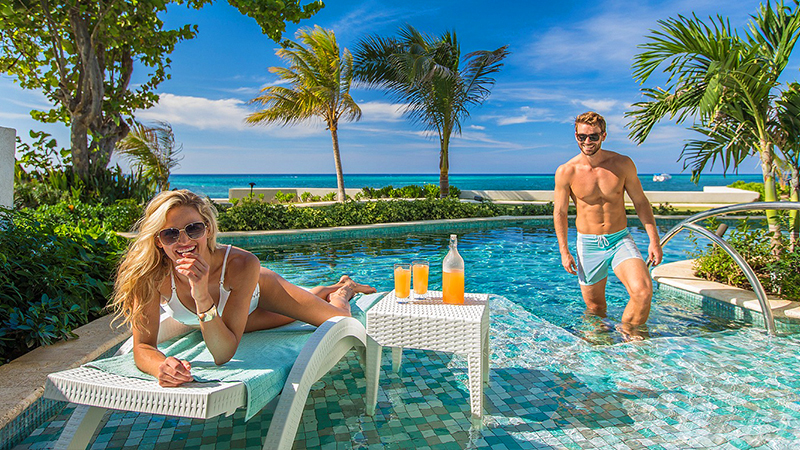 top couples-only hotels in the caribbean sandals montego bay jamaica all inclusive travel
