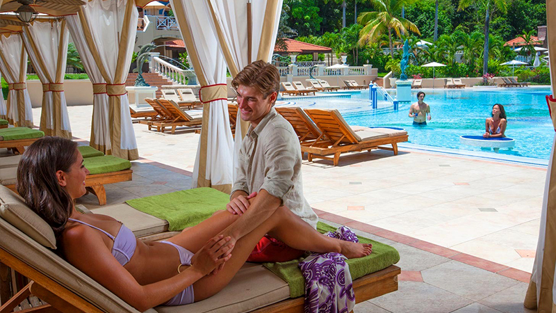 best couples-only hotels in the caribbean sandals ochi jamaica all inclusive resort