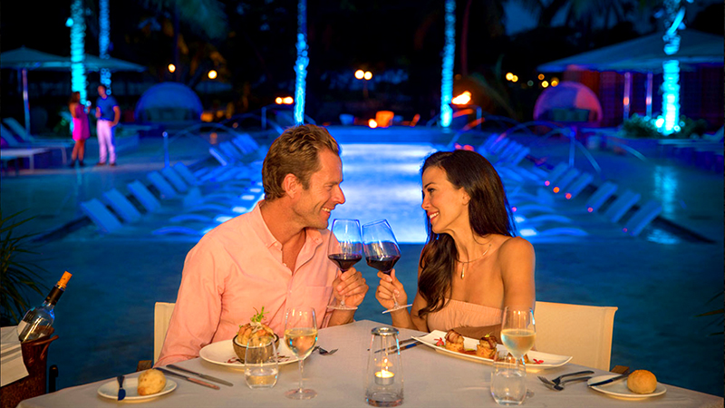 top couples-only hotels in the caribbean serenity at coconut bay st lucia all inclusive luxury travel